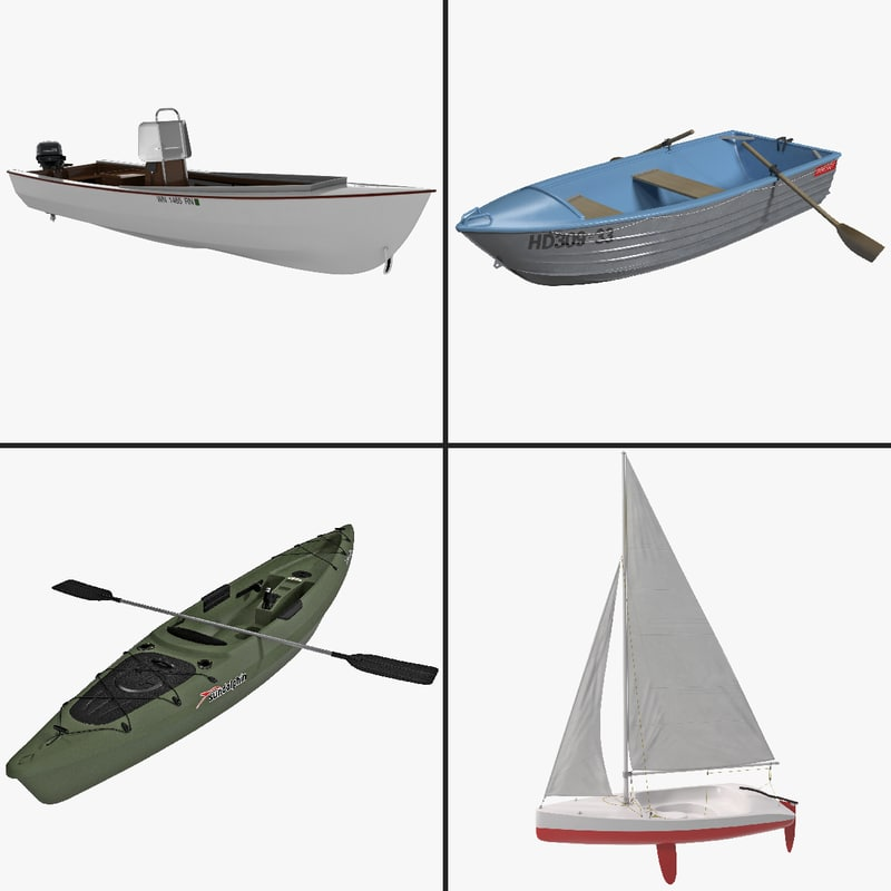 max recreational watercraft