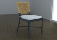 3d model vime chair