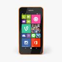 Nokia Lumia 530 3D models