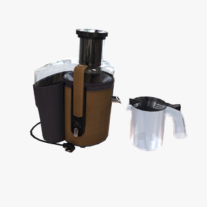 3d philips juicer