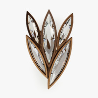 3dsmax fine lamps marquise sconce