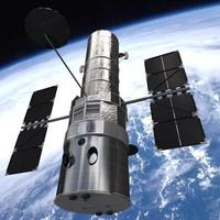 harbert space telescope 3d ma