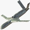 predator uav 3D models
