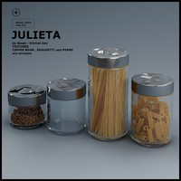 3d model alessi julieta