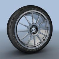 TKs Honda S 2000 Wheel