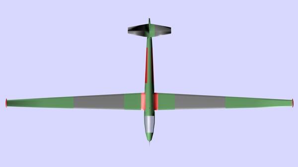 antonov a-15 glider 3ds free