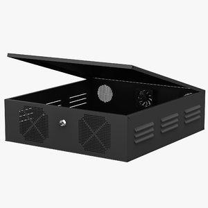 3ds max vcr lock box clover