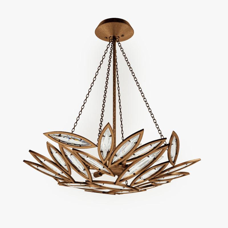 fine lamps marquise pendant max