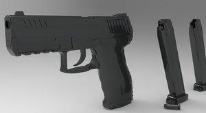 hk p30 pistol ma free