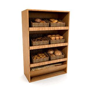 display bread max
