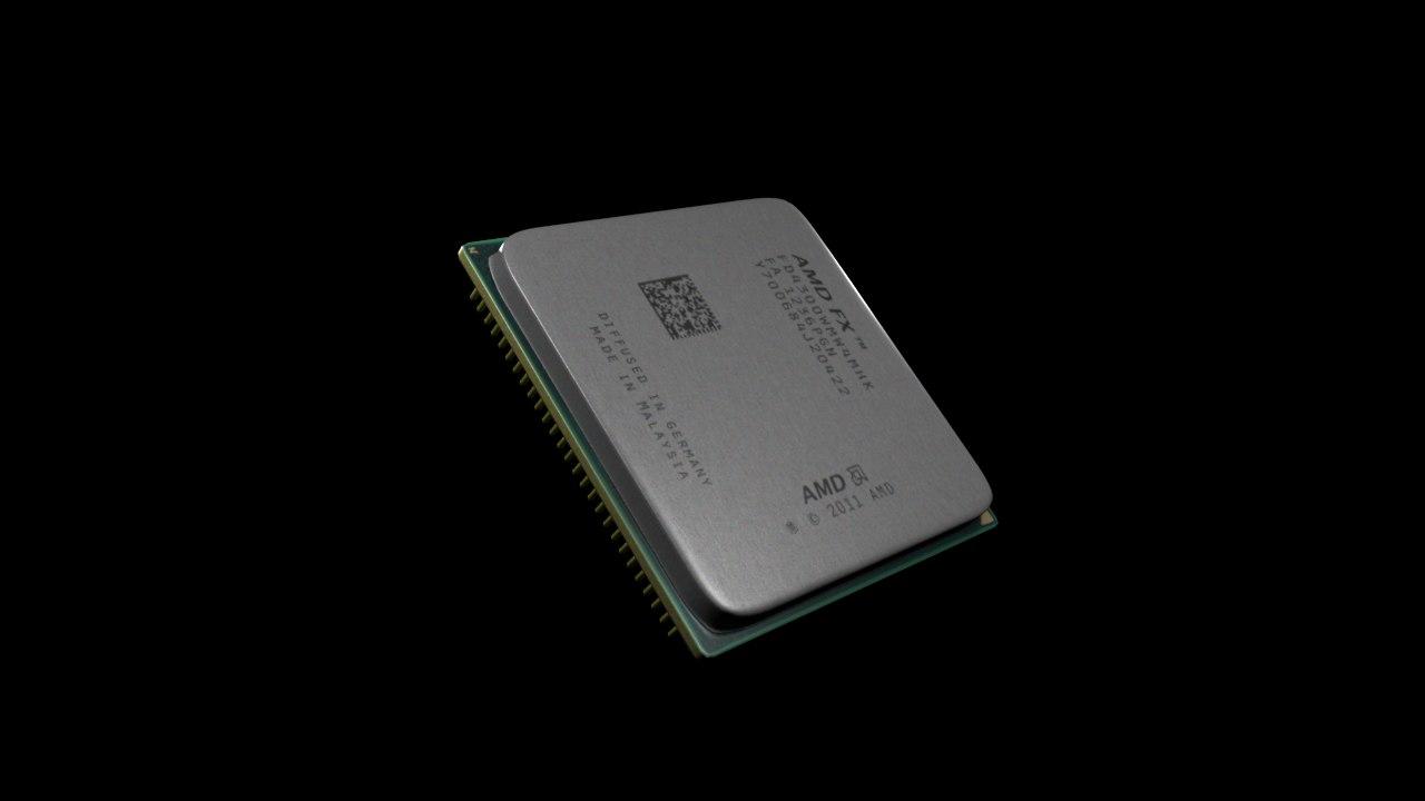 dxf amd processor