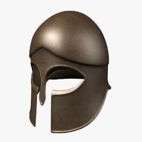 3ds max corinthian helmet