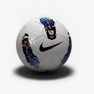 nike t90 seitiro ball 3d model