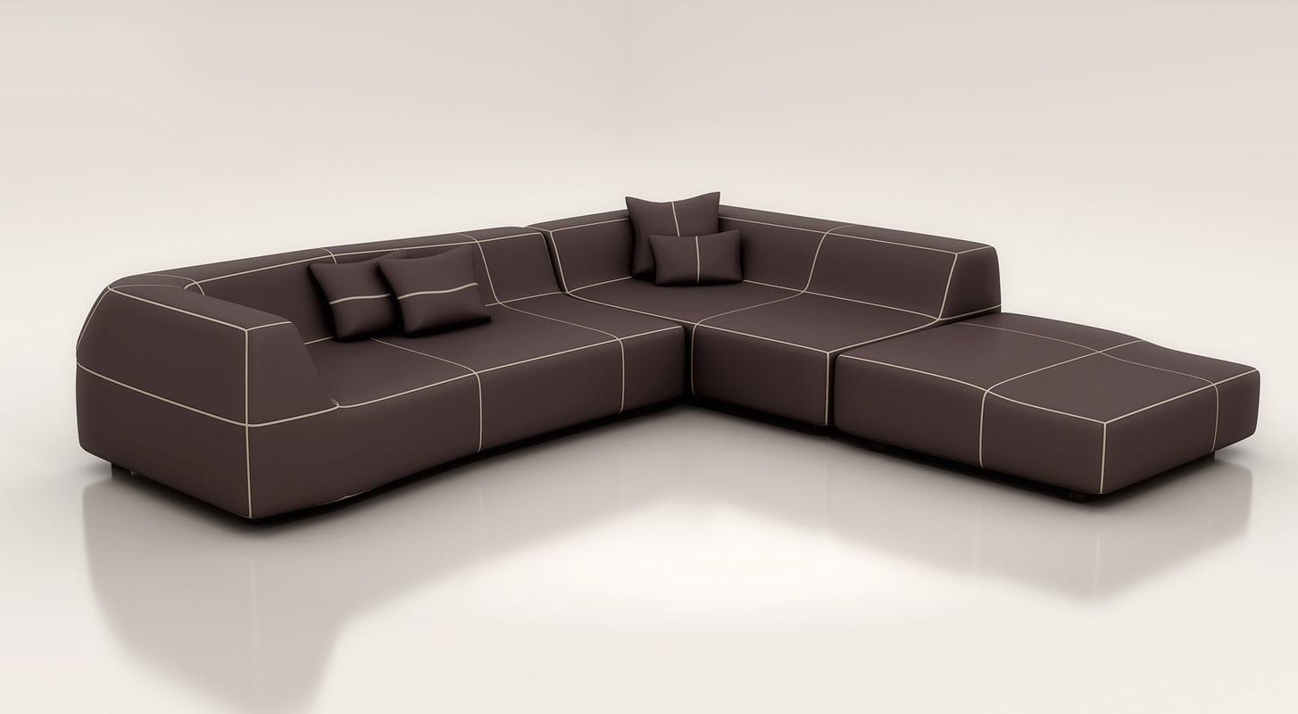 bend sofa b max