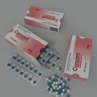 Medicine box capsules