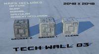 Tech Wall 03