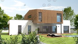 maya elegant modern house home