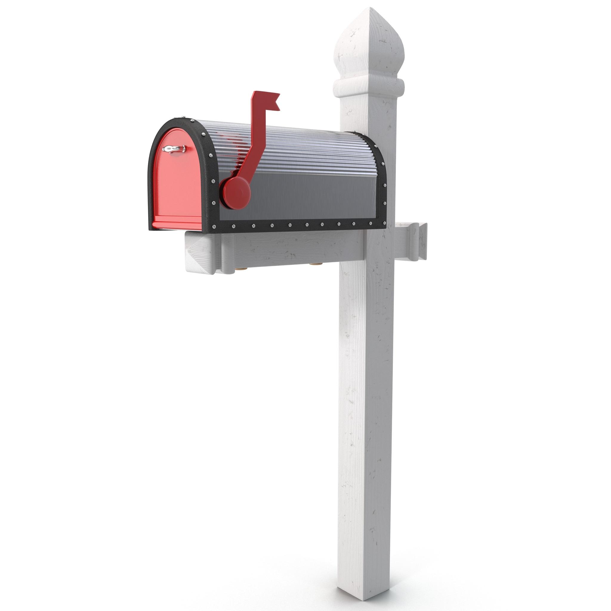 mailbox 3D Models | TurboSquid.com