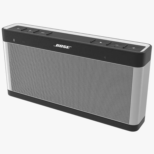 max bose soundlink bluetooth speaker