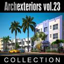 Archexteriors vol. 23