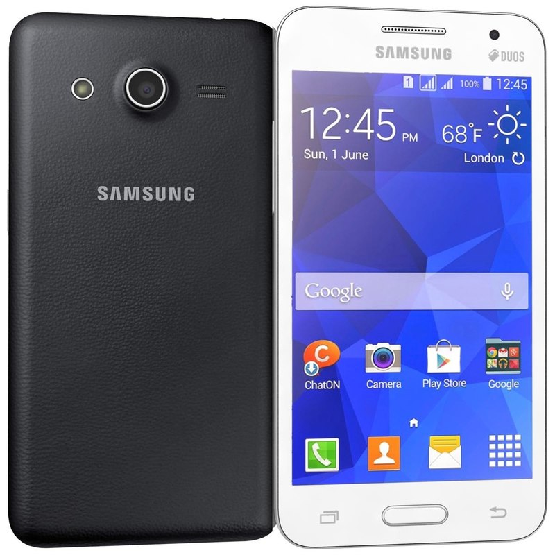 model samsung galaxy core 2
