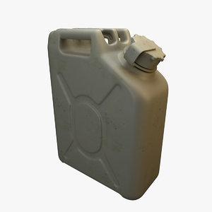 3d model mfc fuel 20l