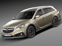 2014 tourer opel 3ds