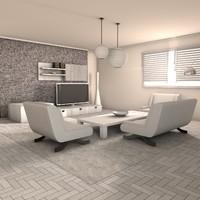 Living Room Deluxe