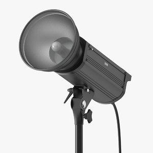 studio light 3d max