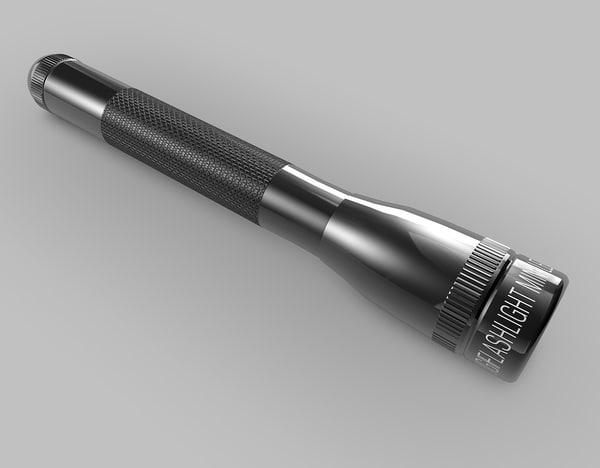 3ds flashlight light