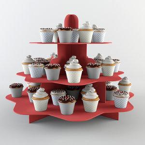 max cupcake stand