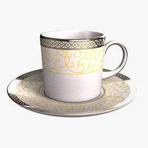 3dm wedgwood coffee cup