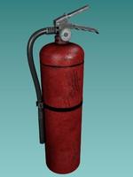 extinguisher 3d 3ds
