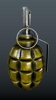 3d grenade soviet model