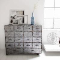 3d model file postal cabinet