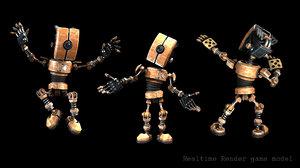 3d vd7 robot