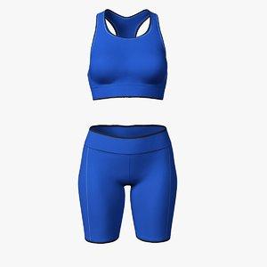 gym wear female max