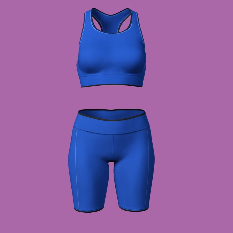 gym wear female max