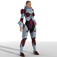 VXM Armor (V4) (for Poser)