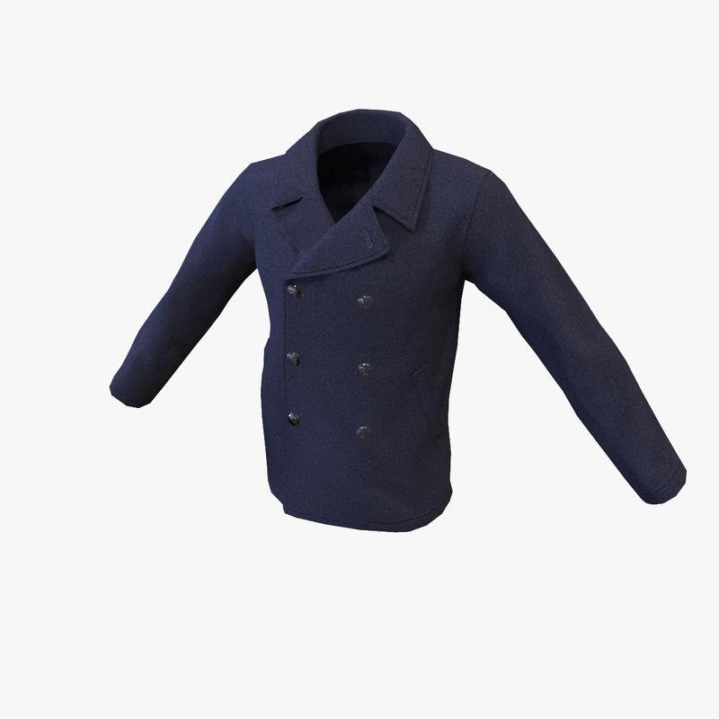 jacket obj