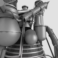 rocket engine ma