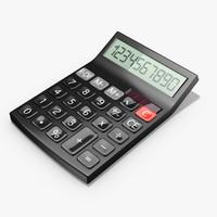 calculator c4d