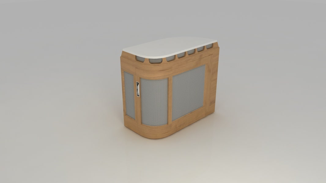 max table dryer designed