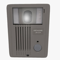 3d video doorbell 2 model