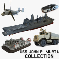 USS John P. Murta Collection