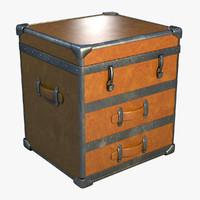 3d drawer storage