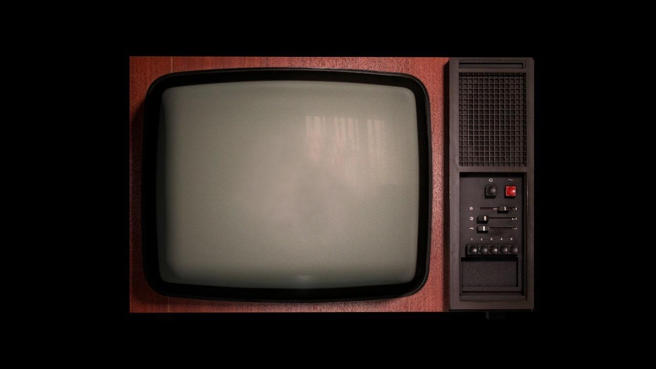 cinema4d realistic old tv