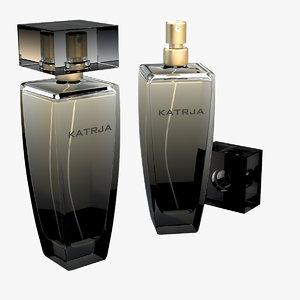 max perfume bottle