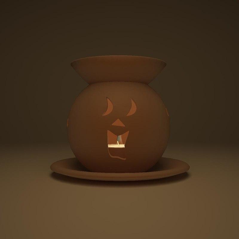 lampion v-ray 3d max