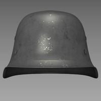 Stahlhelm (M35 helmet)